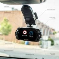 TrueCam A5s GPS (z ostrzeżeniem o fotoradarach)