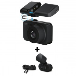 TrueCam M9 GPS 2.5K + TrueCam M9 GPS 2.5K rear cam